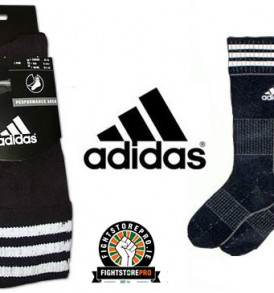 Adidas Boxing Socks - Black