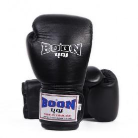 Boon Thai Boxing Gloves - Black