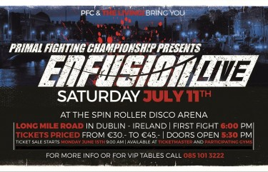 Enfusion Live - Saturday July 11th 2015