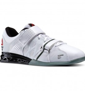 Reebok Crossfit Lifter Plus 2.0 - White/Black/Silvery Green