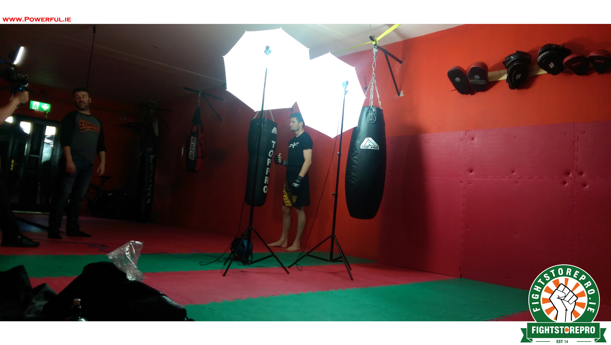 Ben Forsyth stops by our store for a video shoot with Onnit Supplements