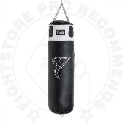 Carbon Claw AMT Leather Club Punch Bag
