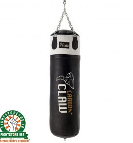 Carbon Claw AMT Leather Club Punch Bag - 4ft