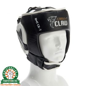Carbon Claw AMT Lightweight Boxing Headguard - Black