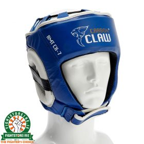 Carbon Claw AMT Lightweight Boxing Headguard - Blue