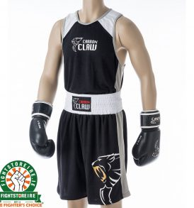Carbon Claw AMT Premium Boxing Vest Black