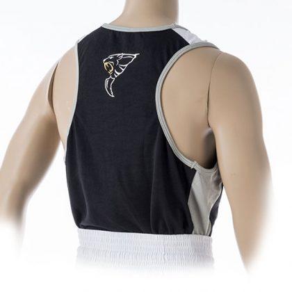 Carbon Claw AMT Premium Boxing Vest Black
