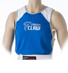 Carbon Claw AMT Premium Boxing Vest - Blue