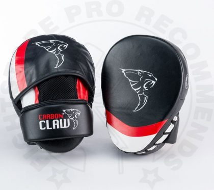 Carbon Claw Aero Hook and Jab Coaching Pads