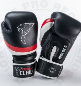 Carbon Claw Aero Sparring Gloves Red/Black