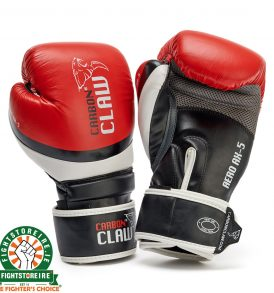 Carbon Claw Aero Sparring Gloves Black/Red