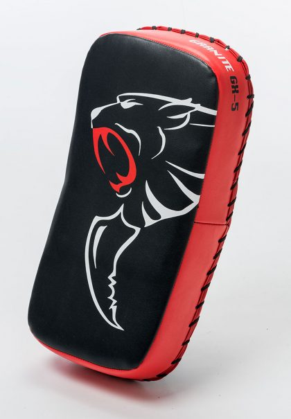 Carbon Claw Curved Thai Pad