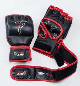 Carbon Claw Grappling Gloves - No Thumb / 4oz