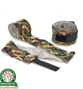Carbon Claw Hand Wraps 3M - Camo