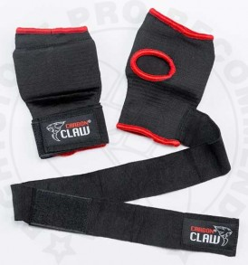 Carbon Claw Impact Boxing Inner Gloves with Knuckle Padding