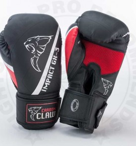 Carbon Claw Impact GX-3 Sparring Gloves