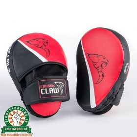 Carbon Claw Impact Hook and Jab Pads