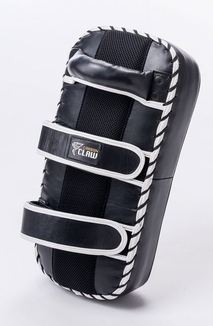Carbon Claw Pro Leather Curved Thai Pad
