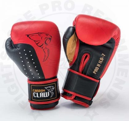 Carbon Claw Pro X Boxing Bag Gloves