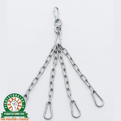 Carbon Claw Punch Bag Chain 4 Strand