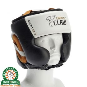 Carbon Claw Recoil Adjustable Headguard