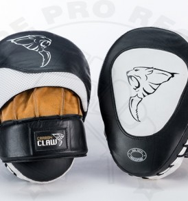 Carbon Claw Recoil Boxing Curved Hook and Jab Pads
