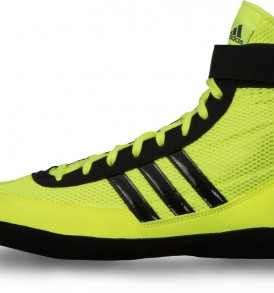 Adidas Combat Speed IV Boots - Yellow/Black