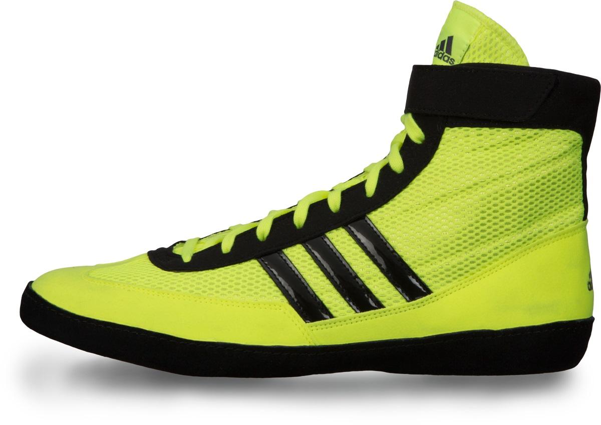 ac3d23019b43 Adidas Combat Speed IV Boots - Yellow Black
