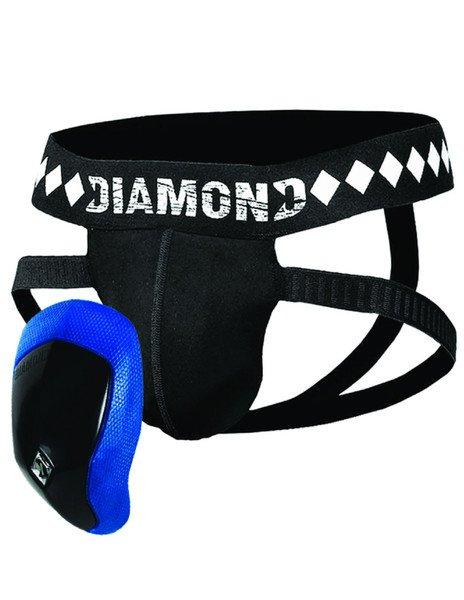 Diamond MMA Quad Strap Jock & Cup System