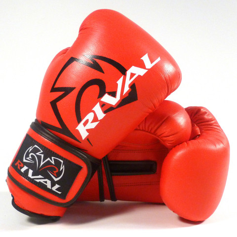 Rival Classic Sparring Gloves - RS4 Red