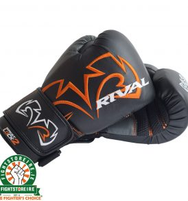 Rival RB11-Evolution Bag Gloves - Black/Grey
