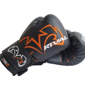 Rival RB11-Evolution Bag Gloves - Black and Grey