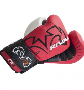 Rival RB11-Evolution Bag Gloves - Black and White