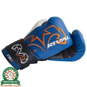 Rival RB11-Evolution Bag Gloves - Blue/White