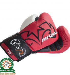 Rival RB11-Evolution Bag Gloves - Red