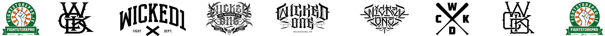 Wicked One - Fightstore PRO Ireland