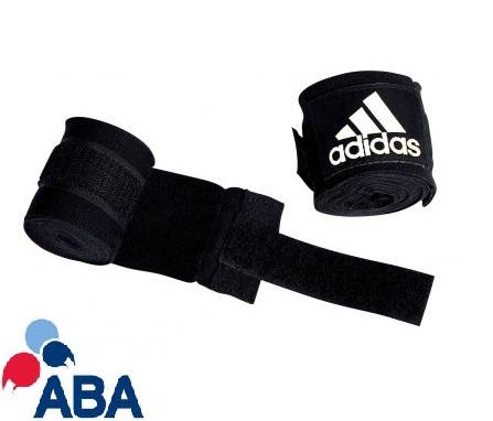 Adidas ABA Logo Hand Wraps - 255cm