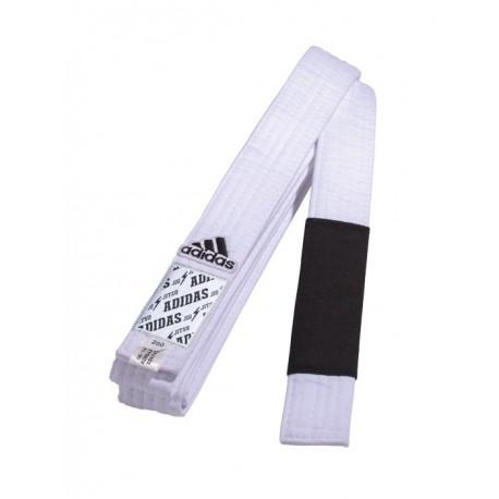 Adidas BJJ Belt - White