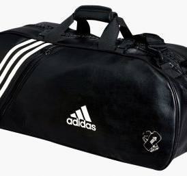 Adidas Boxing Holdall Large Bag - Black
