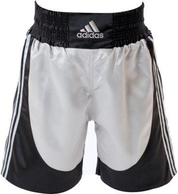 Oferta frotis rigidez  Adidas Boxing Shorts - Silver/Black | Fight Store IRELAND