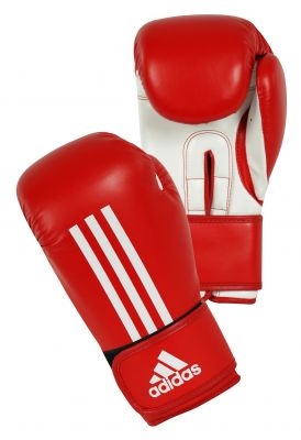 Adidas Energy 100 Boxing Gloves - Red