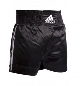Adidas Muay Thai Shorts - Black