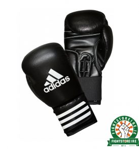 Adidas Performer Boxing Gloves - Black/White