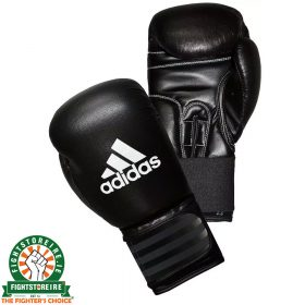 Adidas Performer Boxing Gloves - Black/White