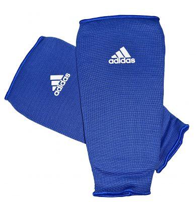 Adidas Shin Pads - Blue