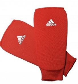 Adidas Shin Pads - Red