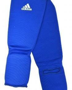 Adidas Shin-n-Step Pads - Blue