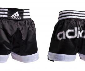 Adidas Thai Shorts - Black / Adidas Print