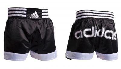 Adidas Thai Shorts Black Adidas Print Fight Store