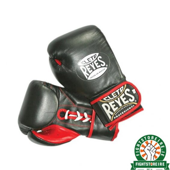 Cleto Reyes Universal Sparring & Training Gloves - Black and Red